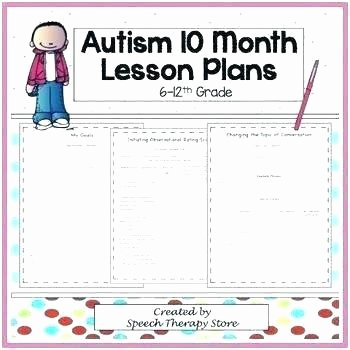 Social Skills Worksheets for Autism Free Printable Autism Worksheets