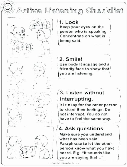 Social Skills Worksheets for Autism Free social Skills Worksheets