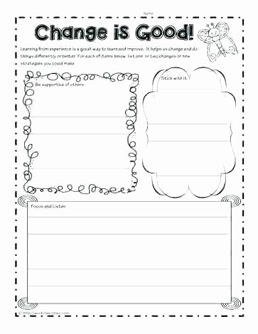 Social Skills Worksheets for Autism social Skills Worksheets for Middle School