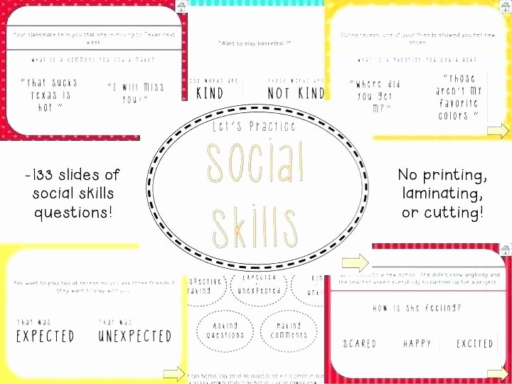 Social Skills Worksheets for Kindergarten Munication Skills Worksheets for Kids Worksheet Works A