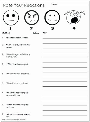 Social Skills Worksheets Free Munication Skills Worksheets for Kids Download by