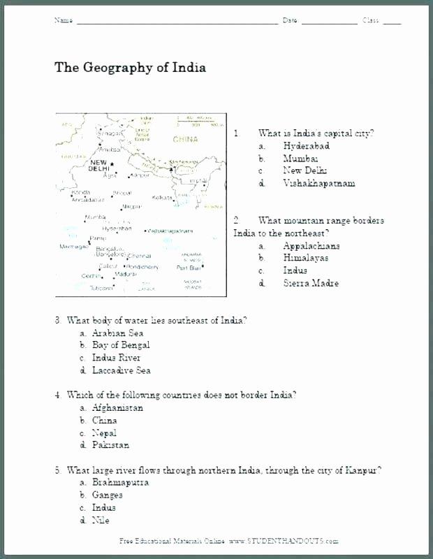 Social Studies Worksheets 7th Grade 7th Grade History Worksheets Printable