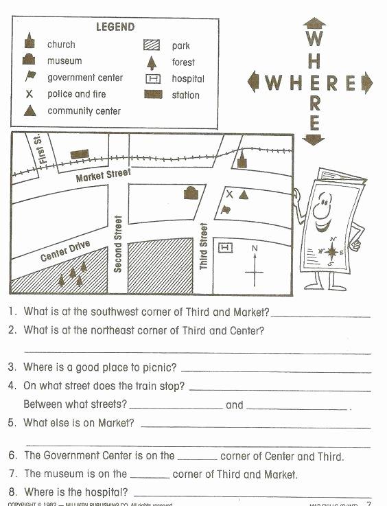 Social Studies Worksheets Pdf 6th Grade social Stu S Worksheets Pdf