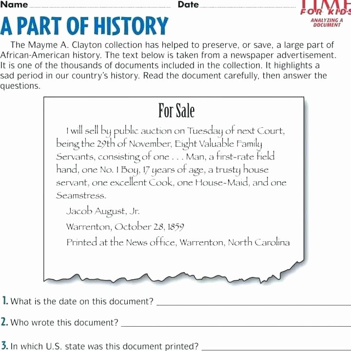 Social Studies Worksheets Pdf Printable social Stu S Worksheets Grade History Printable