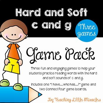 Soft C and G Worksheets soft C and G I Have who Has Worksheets & Teaching Resources