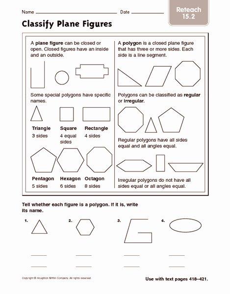 Solid Figures Worksheet Geometric solids Worksheet Redwoodsmedia