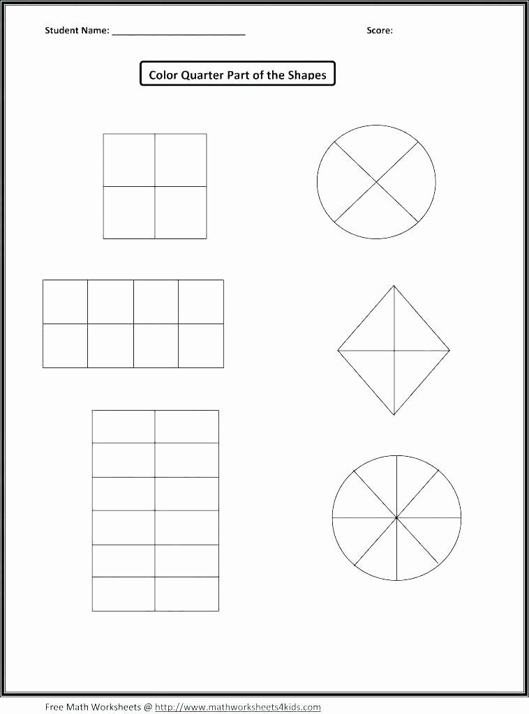 Solid Figures Worksheet Grade Geometry Worksheets for Students Shape Identification