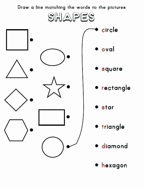 Solid Shapes Worksheets for Kindergarten solid Shapes Worksheets Geometry attributes Geometric