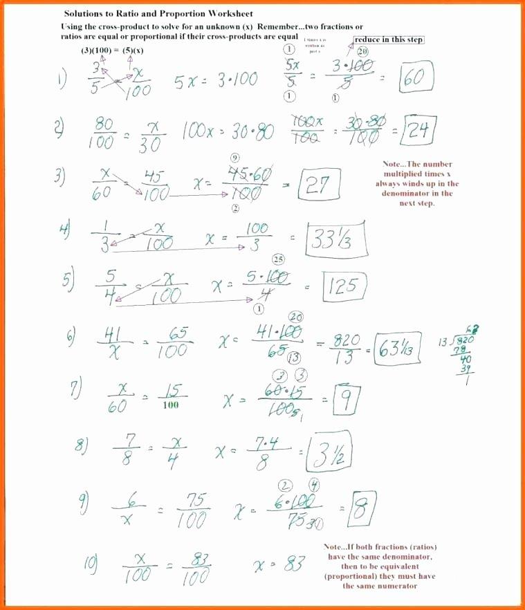 Solving Proportions Worksheets Proportion Equations – Dzulfikar