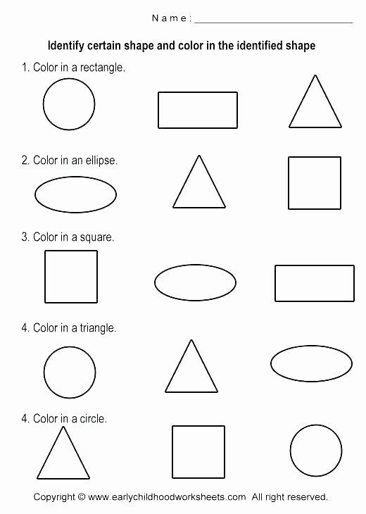 Sorting Shapes Worksheets First Grade 2d Geometry Worksheets Best Shape Sides Worksheet