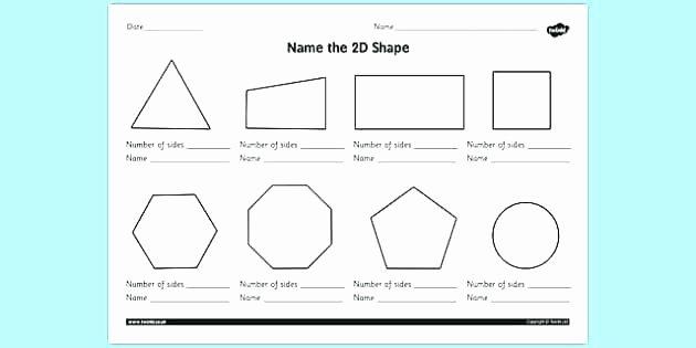 Sorting Shapes Worksheets First Grade Drawing Shapes Worksheet Year 6 Kindergarten Worksheets