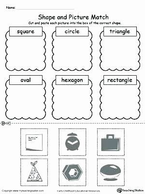 Sorting Shapes Worksheets for Kindergarten K sorting Worksheets Beautiful Geometry for Students In