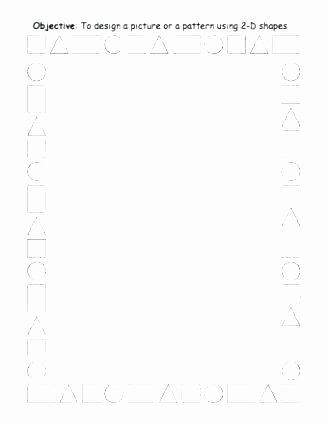 Sorting Shapes Worksheets for Kindergarten Shape sorting Cut and Paste Worksheet Shapes Worksheets