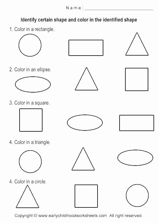 Sorting Shapes Worksheets for Kindergarten Symmetry Worksheets Grade 2 – Pachislot