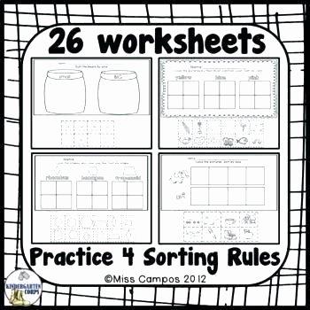 Sorting Shapes Worksheets Pre K Shapes Worksheets