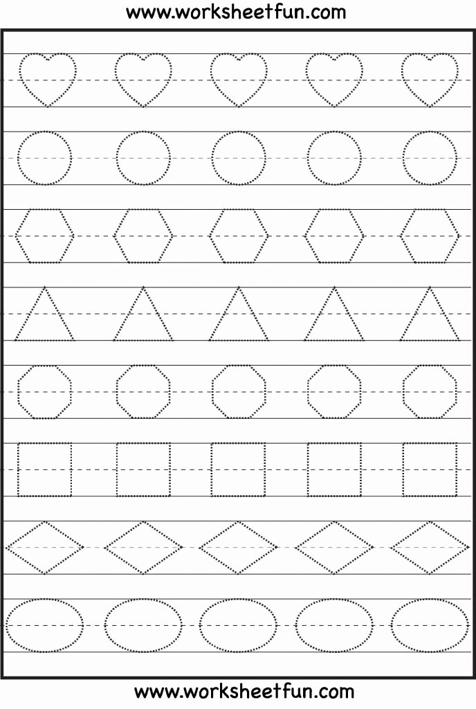 Sorting Shapes Worksheets Pre K Worksheets 650 967 Ideas Collection Free Printable