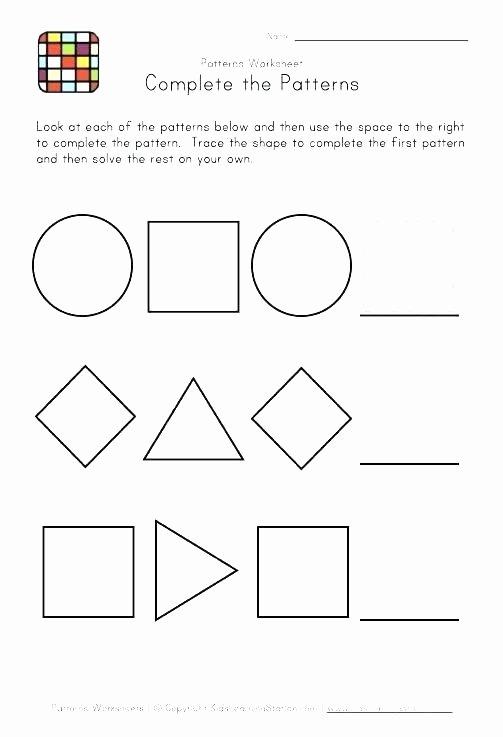 Sorting Worksheets for First Grade Plane Shapes Printout Printable Worksheets Perimeter