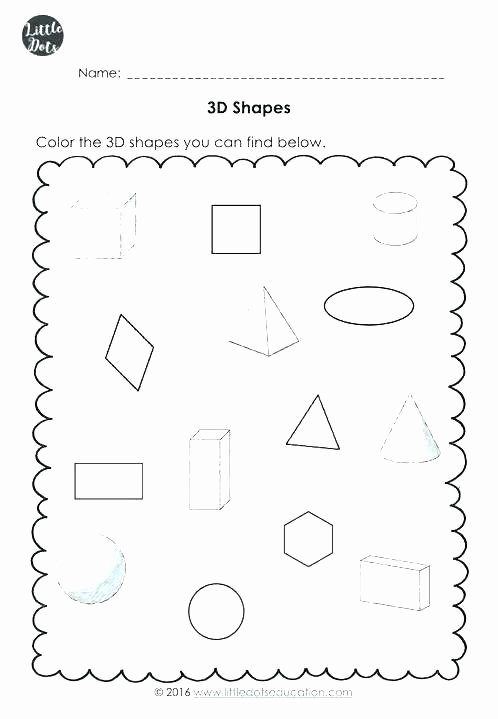 Sorting Worksheets for Kindergarten Shapes Kindergarten Worksheets – Sunriseengineers