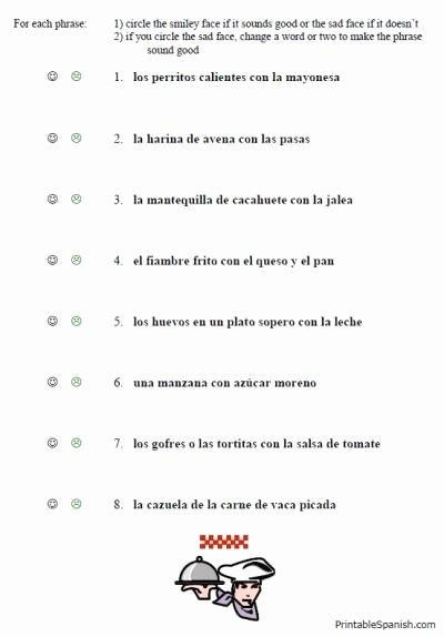 Spanish Alphabet Chart Printable Spanish Alphabet Worksheets Elegant Free Printable Spanish