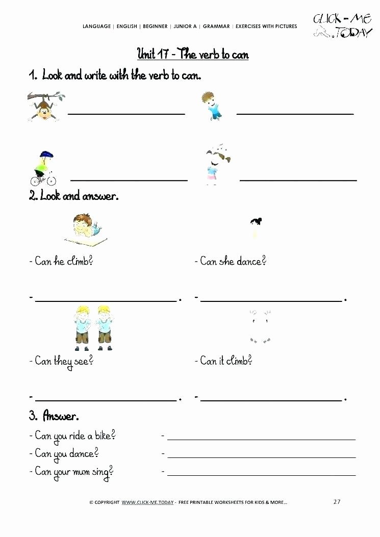 Spanish Conjugation Practice Worksheets Past Tense Worksheet for Kids Irregular Verbs Spanish