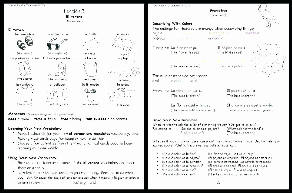 Spanish Conjugation Practice Worksheets Related Worksheets Verbs Alphabet Free Printable Spanish