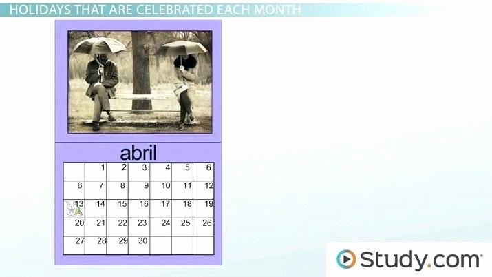 Spanish Months and Seasons Worksheets the Calendar In Spanish What are Months Dictionary – Simplyplay