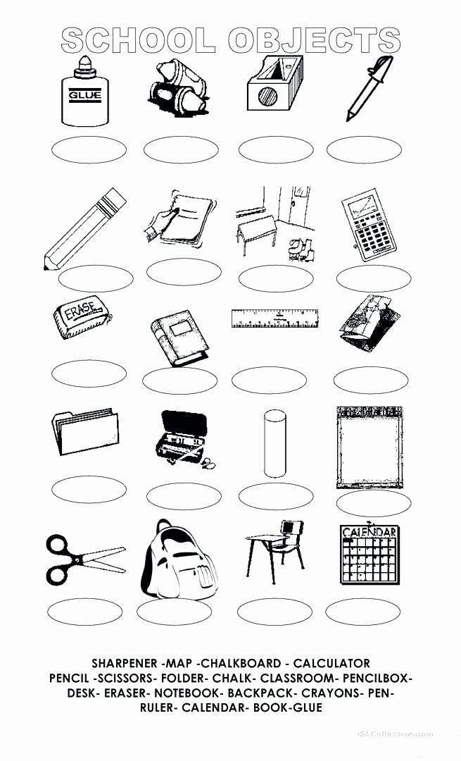 Spatial Concepts Worksheet Printable Preschool assessment Skills Worksheets Calendar