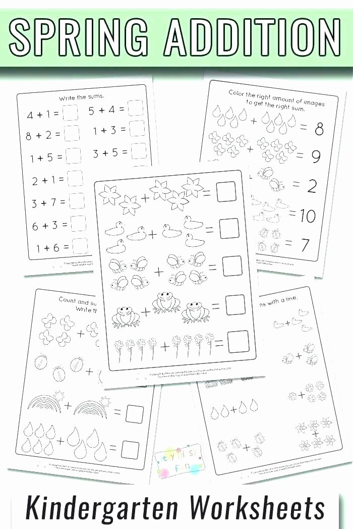 Spring Comprehension Worksheets Kindergarten Christmas Graphing Worksheets