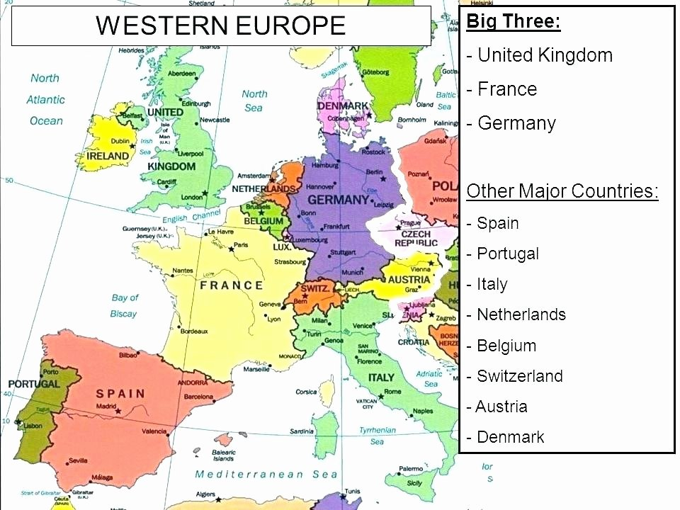 State Quiz Printable Europe Printable Map – Liknes