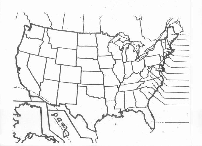 State Quiz Printable United States Blank Map Quiz Berkshireregion