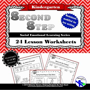 Step Up to Writing Worksheets Inspirational Prek School Counseling Worksheets