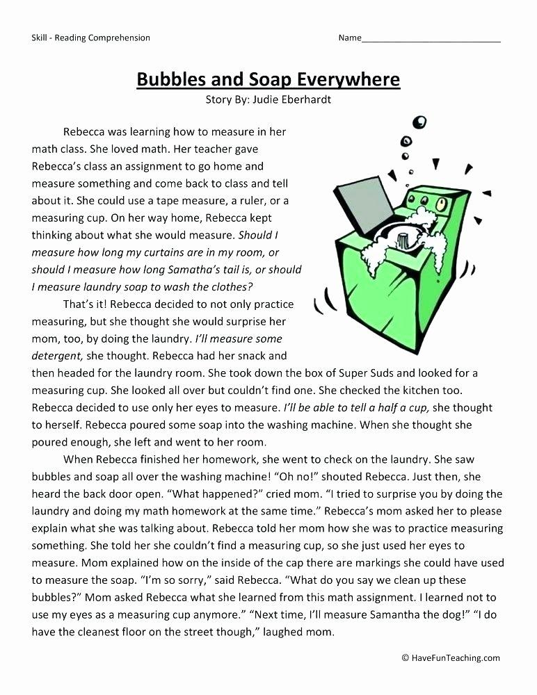 Story Elements Worksheets 2nd Grade Folktale Worksheets 2nd Grade