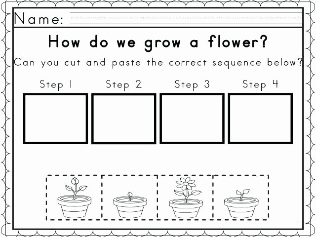 Story Sequencing Worksheets Pdf Free Sequence events Worksheets Grade Info Sequencing 4th