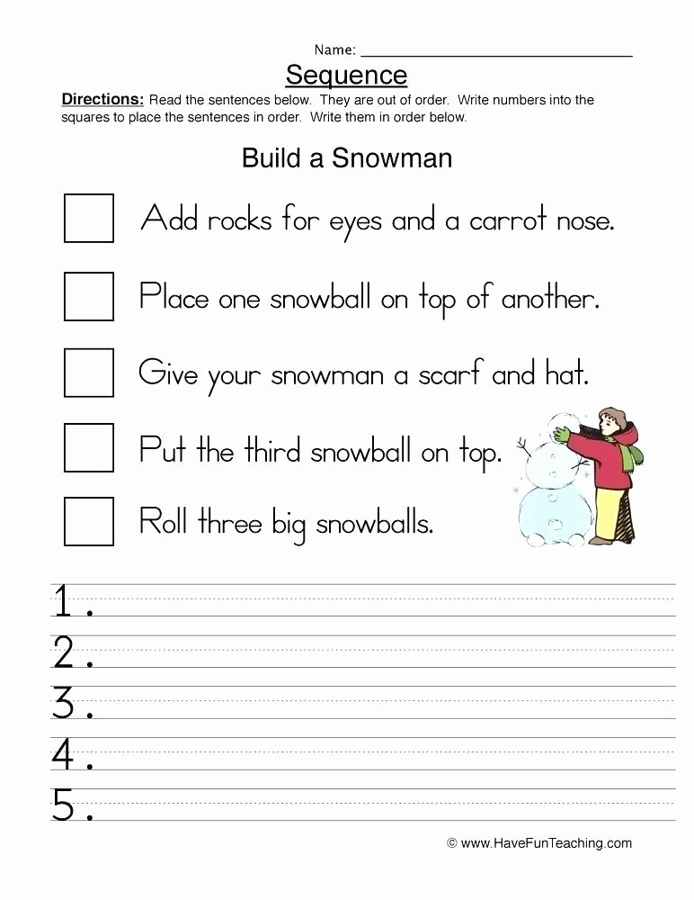 sequencing worksheets also sequence worksheet 6 to prepare stunning sentences feat 5 for frame perfect story 6th gr
