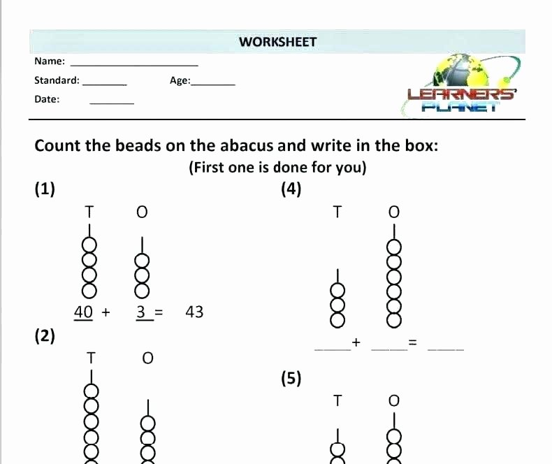 Subtraction Worksheet 1st Grade Grade 1 Addition and Subtraction Worksheets Math Addition