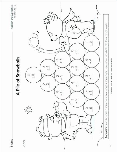 Subtraction Worksheet for 1st Grade 3rd Grade Subtraction Worksheets Printable Math Games First