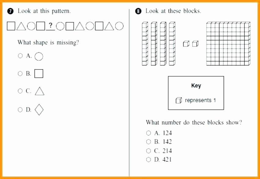 Subtraction Worksheet for 1st Grade Math Practice Sheets for 1st Grade Printable Homework 4th
