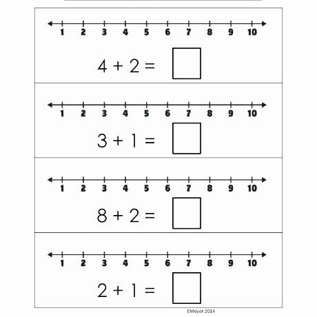 Subtraction Worksheets 1st Grade Number Line Subtraction Worksheets