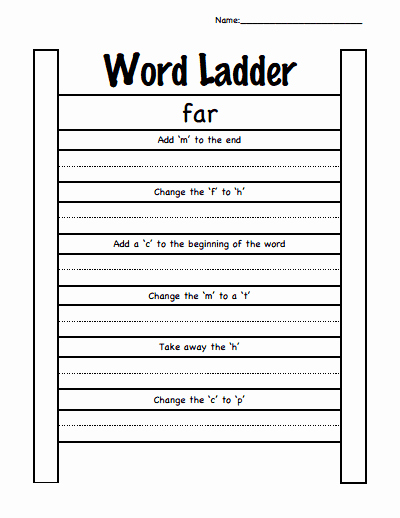 Suffix Ing Worksheets Pin On Word Ladders