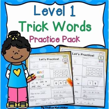 Suffix S Worksheets Level 1 Trick Words Practice Pack