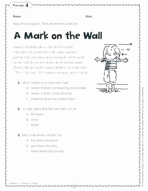 Suffix Worksheets Pdf Free Reading Prehension Worksheets Listening Literacy