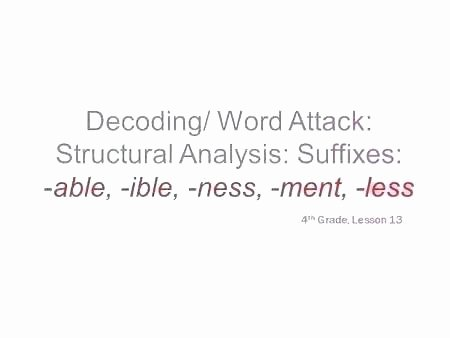 Suffixes Worksheets 4th Grade Suffixes Word Analysis Worksheets 4th Grade Doodle