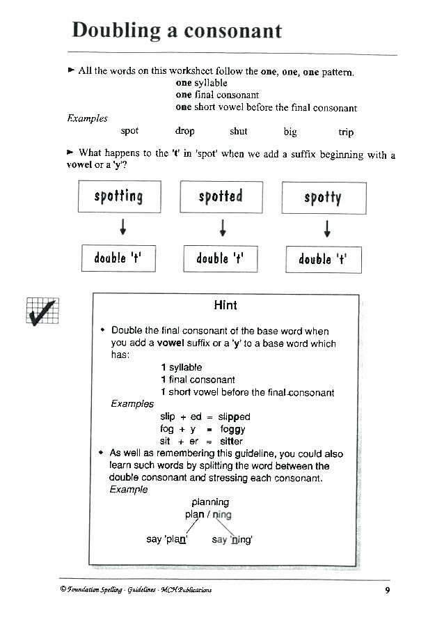 Suffixes Worksheets for 3rd Grade Spellings 8 9 Suffix Worksheets Er Est for First Grade