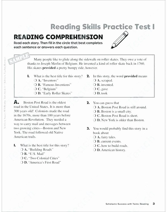 Summary Worksheets Middle School Grade Reading Prehension Worksheets Summarizing for