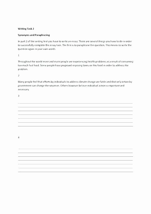 Summary Worksheets Middle School Paraphrasing Worksheets Grade Summarizing and Paraphrasing
