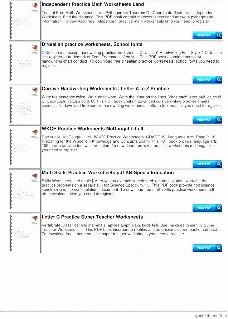 Super Teacher Log In D Nealian Cursive Worksheets