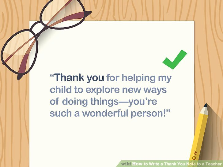 Super Teacher Log In How to Write A Thank You Note to A Teacher with Sample Notes