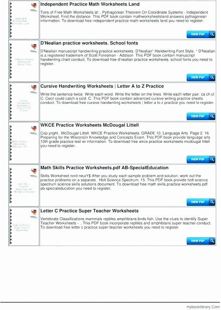 Super Teacher Worksheets Username Password Free Teacher Worksheets Math – Eurotekinc