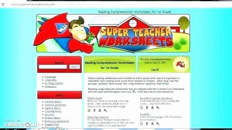 Super Teachers Worksheets Password Lovely Super Teacher Worksheets Thanksgiving Grammar Essay for Grade