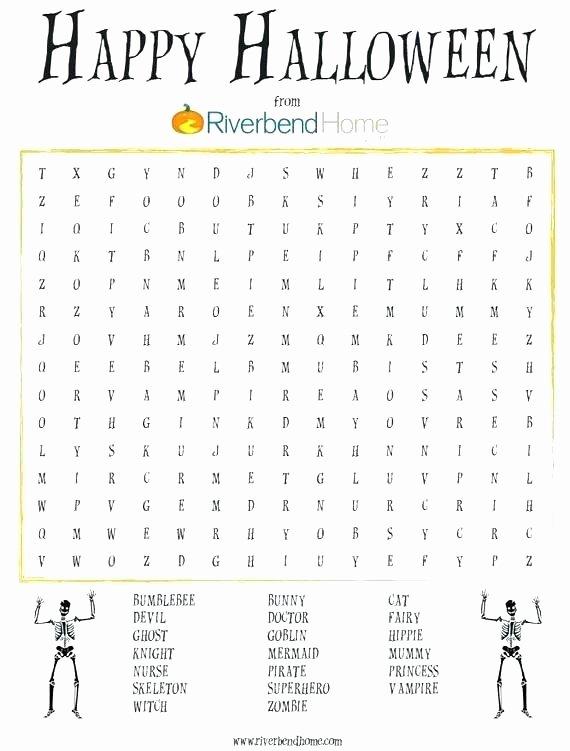 Superhero Word Search Printable Halloween Word Searches Printable – Freericardopalmera